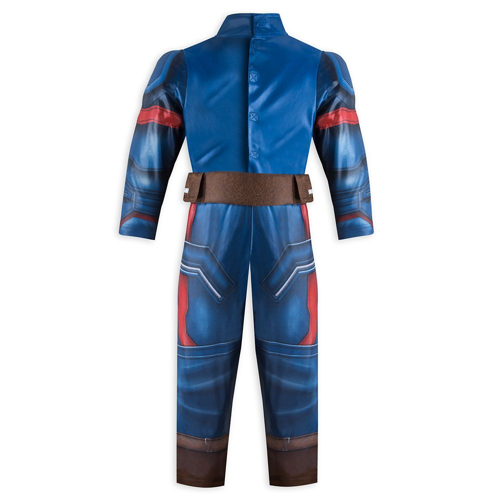 Captain America Costume for Kids – Captain America: Civil War