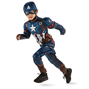 Captain America Costume for Kids - Captain America: Civil War