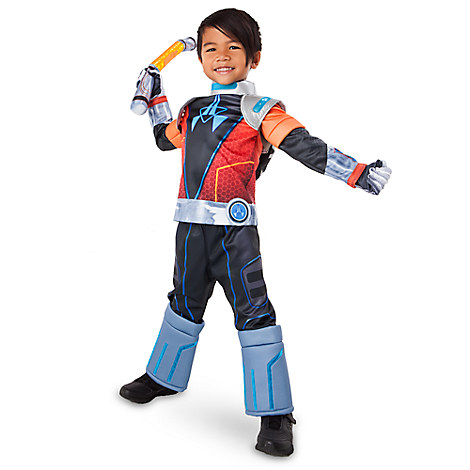 Miles Light-Up Space Costume for Kids - Miles from Tomorrowland