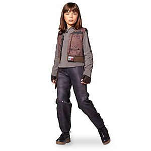 Sergeant Jyn Erso Costume for Kids - Rogue One: A Star Wars Story 2844041217934MS
