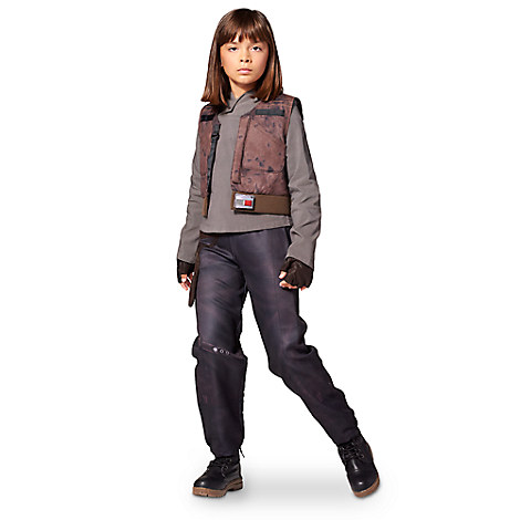 Sergeant Jyn Erso Costume for Kids Rogue: A Star Wars Story