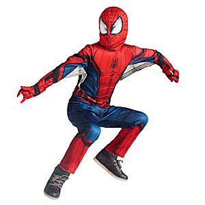 Spider-Man Costume for Kids - Spider-Man: Homecoming 2844041217966MS