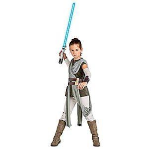 Rey Costume for Kids - Star Wars: The Last Jedi
