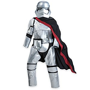 Captain Phasma Costume for Kids - Star Wars: The Force Awakens