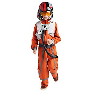 Poe Dameron Costume for Kids - Star Wars