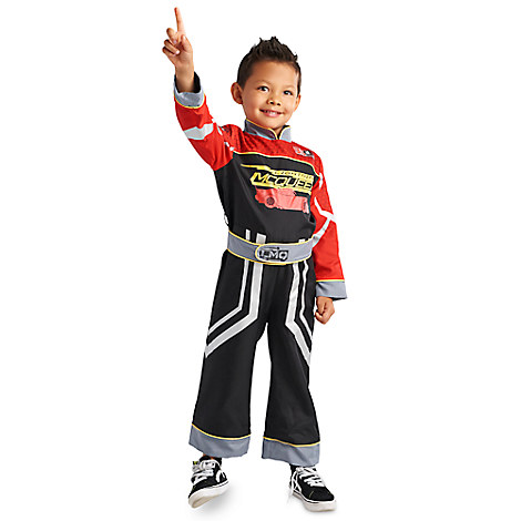 Lightning McQueen Reversible Costume for Kids