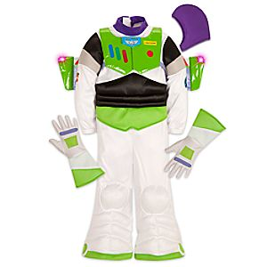 Buzz Lightyear Light-Up Costume for Kids
