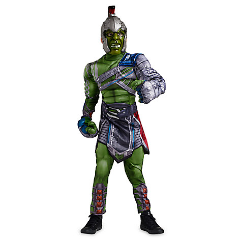 Hulk Costume for Kids - Thor: Ragnarok
