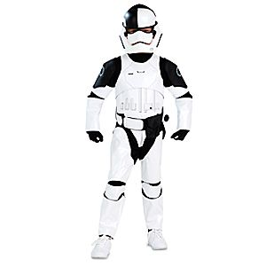 The First Order Judicial Stormtrooper Costume for