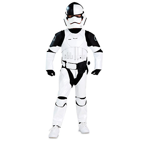 The First Order Judicial Stormtrooper Costume for Kids - Star Wars: The Last Jedi