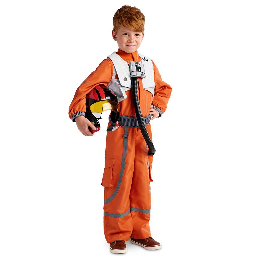 Poe Dameron Costume for Kids – Star Wars