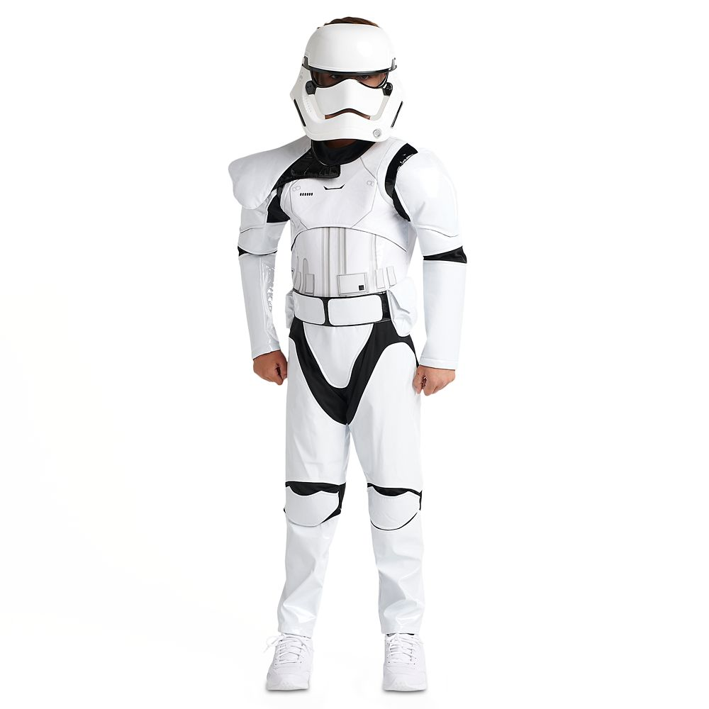 Stormtrooper Costume for Kids – Star Wars
