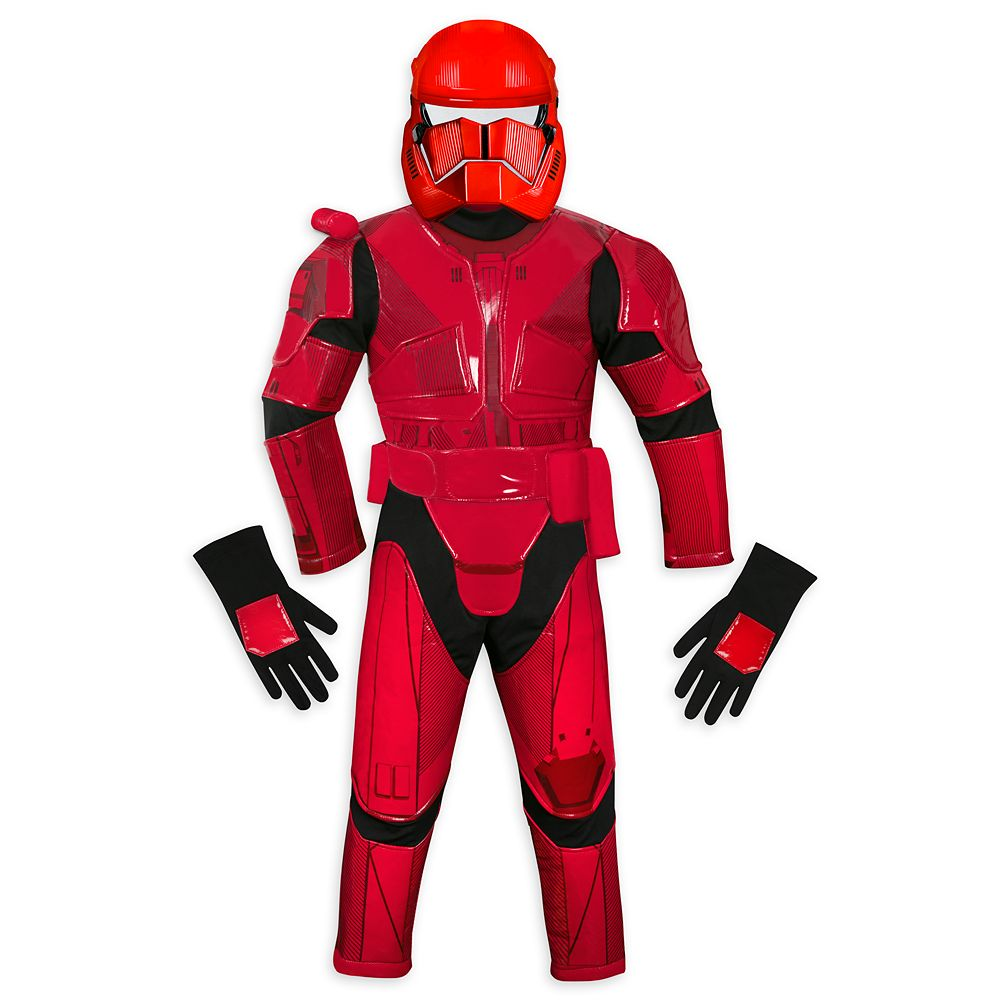 Sith Trooper Costume for Kids – Star Wars