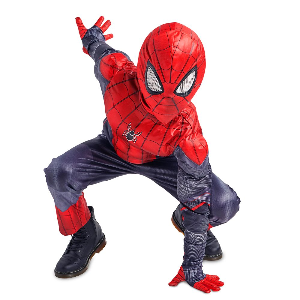 Spider-Man Costume Set for Kids – Spider-Man: Far from Home