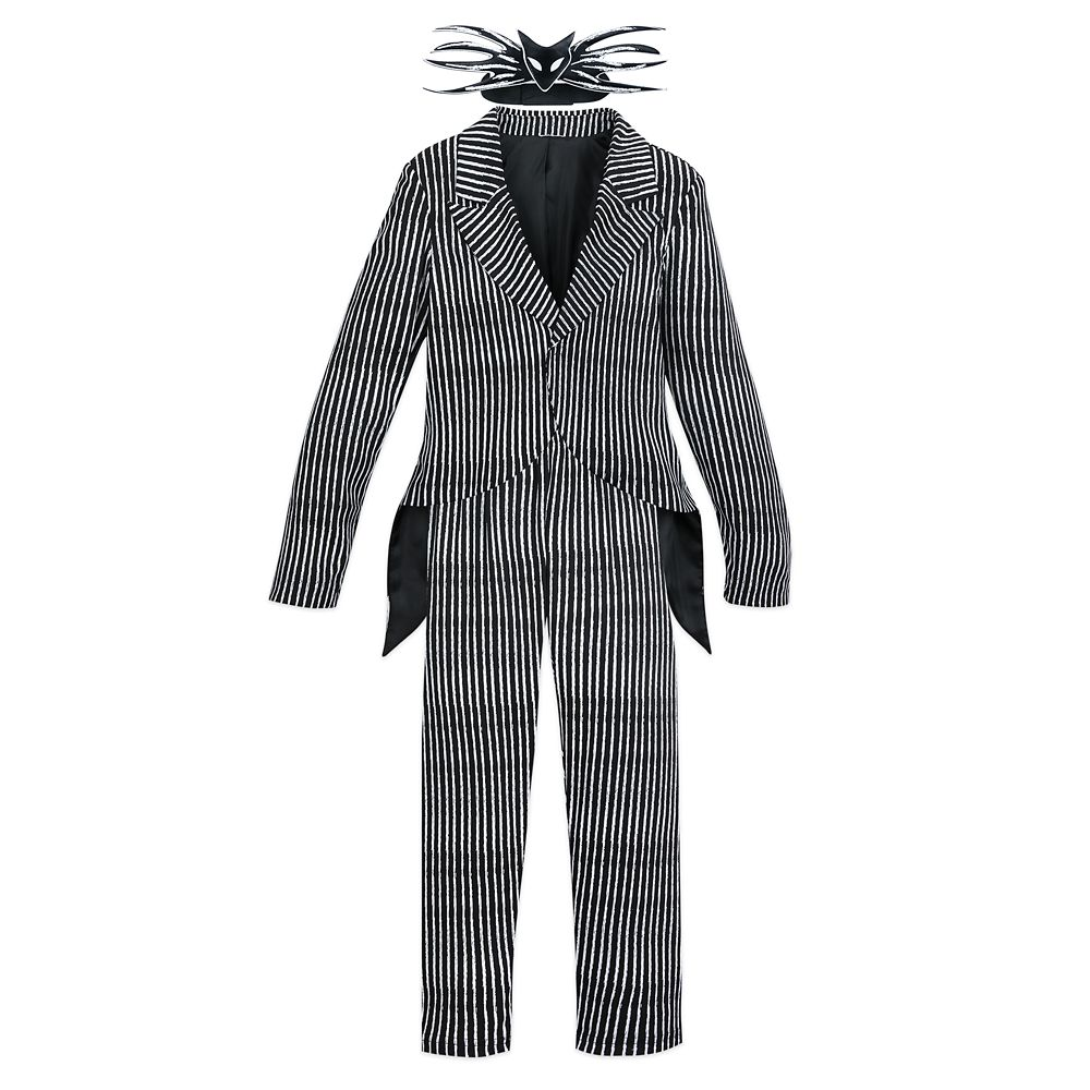 Jack Skellington Costume for Kids – The Nightmare Before Christmas