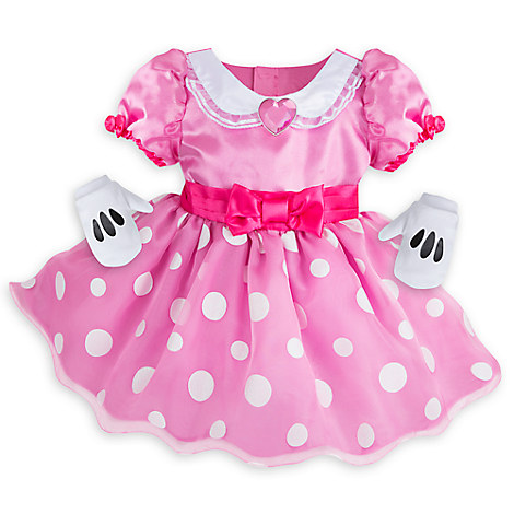 Minnie Mouse Deluxe Costume for Baby