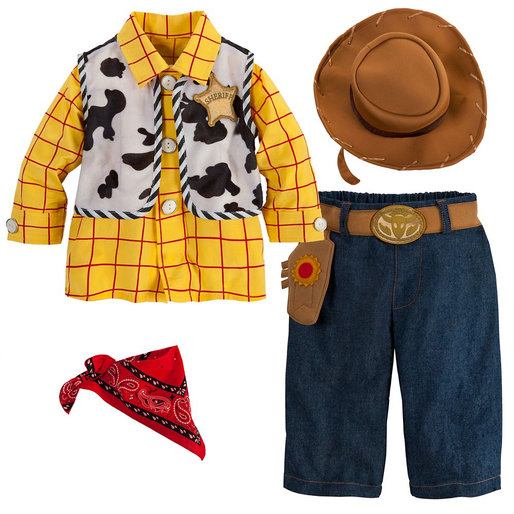 Disney Toy Story Woody Infant Costume