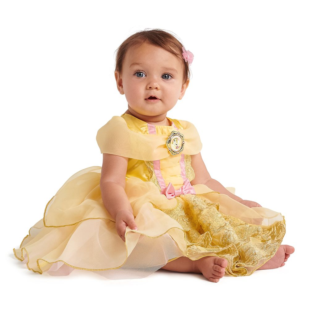 Belle Costume for Baby – Beauty and the Beast
