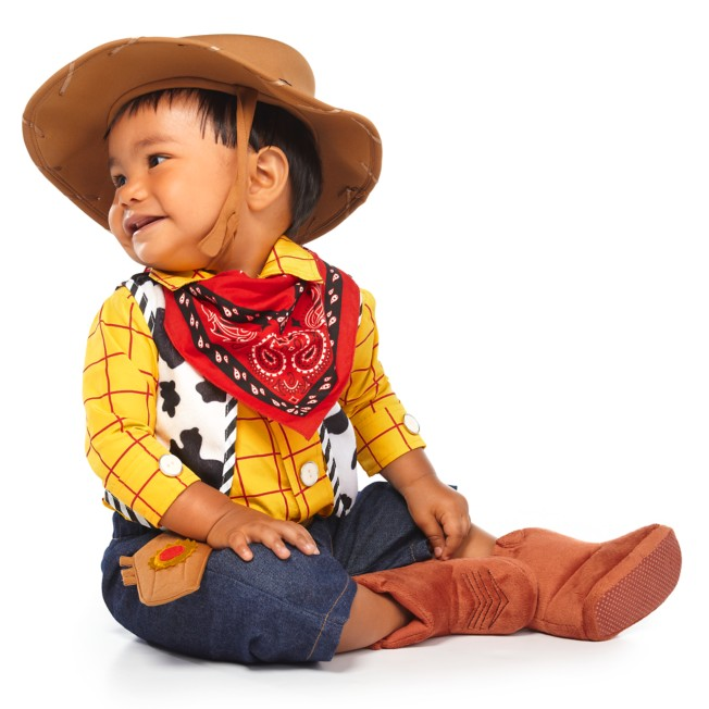 Woody Costume for Baby – Toy Story