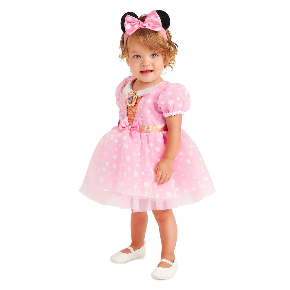 Minnie Mouse Costume for Baby – Pink