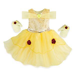 Belle Deluxe Costume for Baby