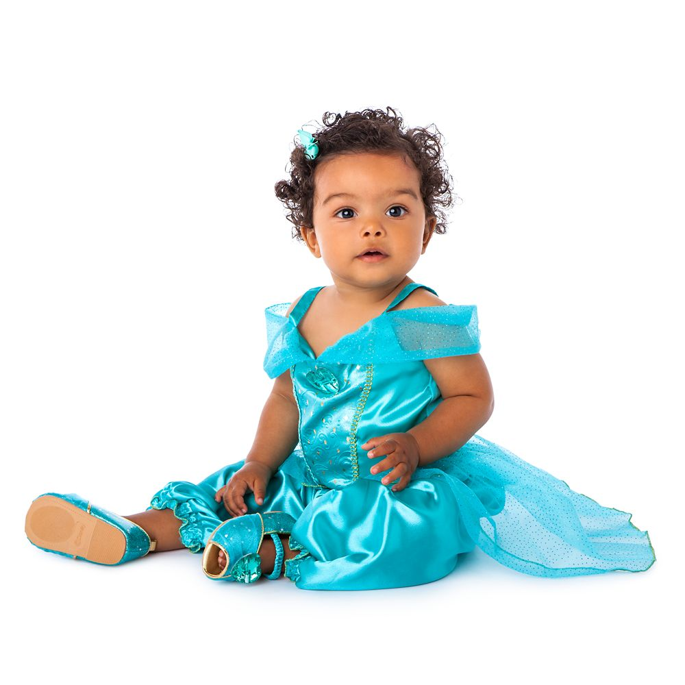 Jasmine Costume for Baby – Aladdin