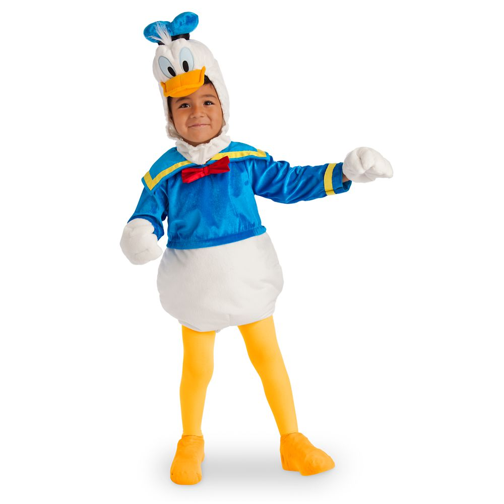Donald Duck Costume for Baby
