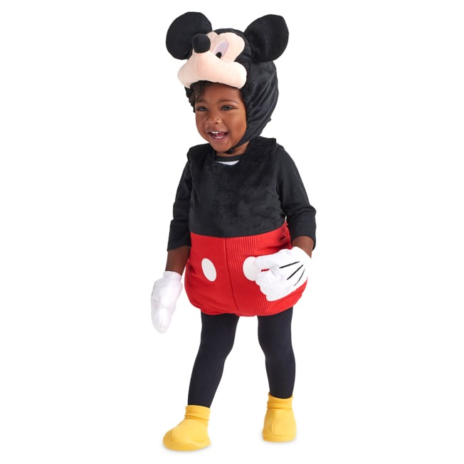 Mickey Mouse Costume for Baby