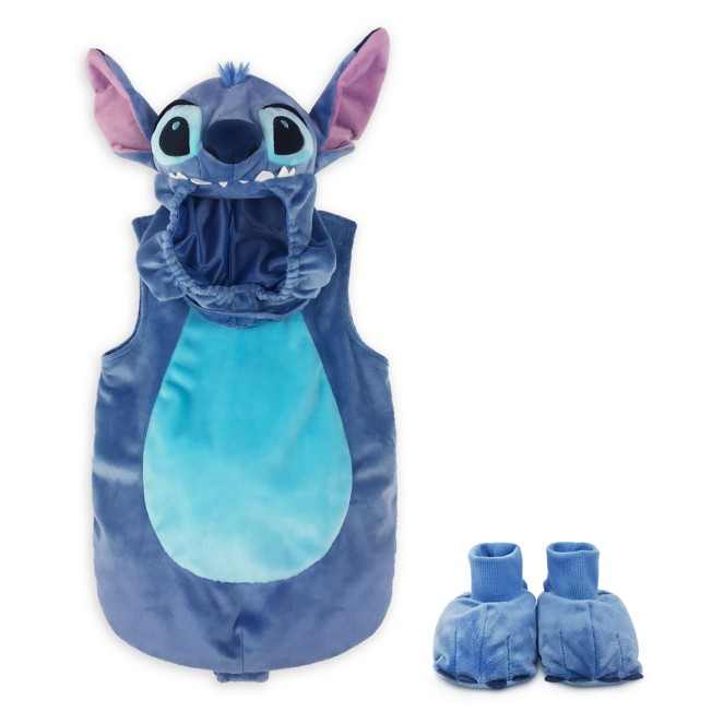 Stitch Costume for Baby