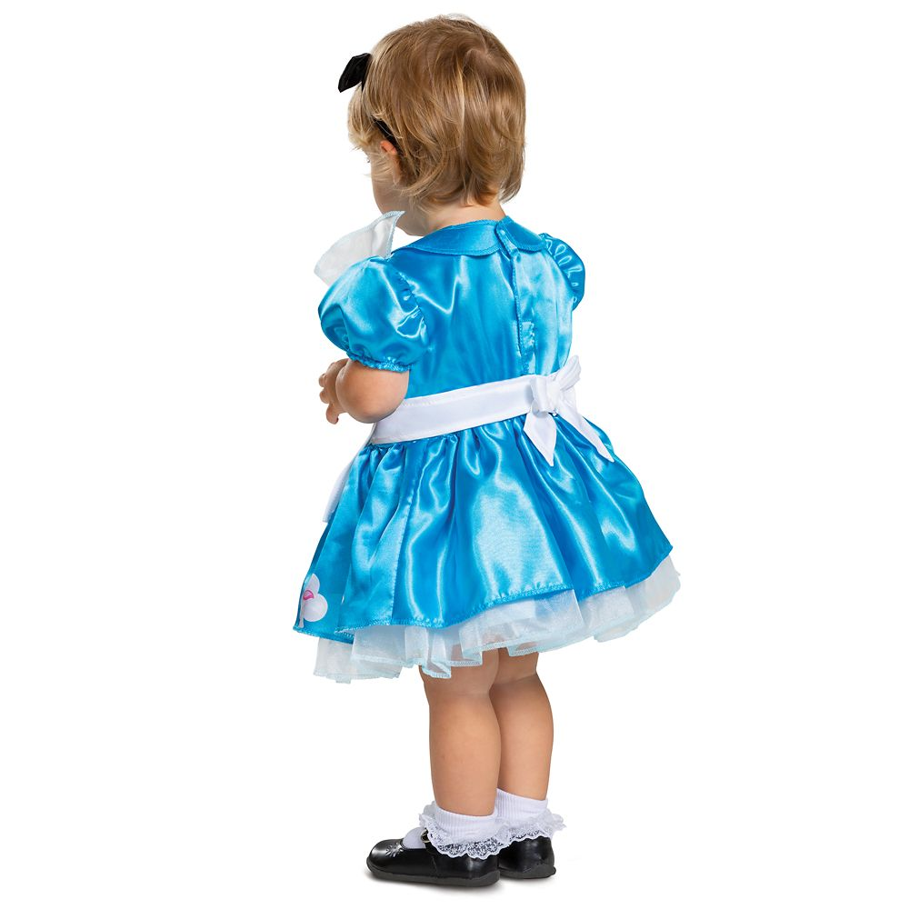 Alice Costume for Baby by Disguise – Alice in Wonderland