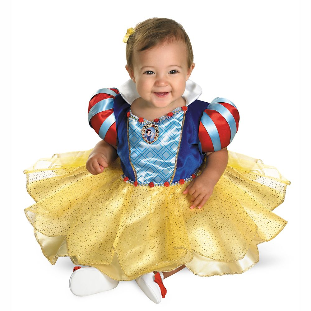 Snow White Costume for Baby by Disguise