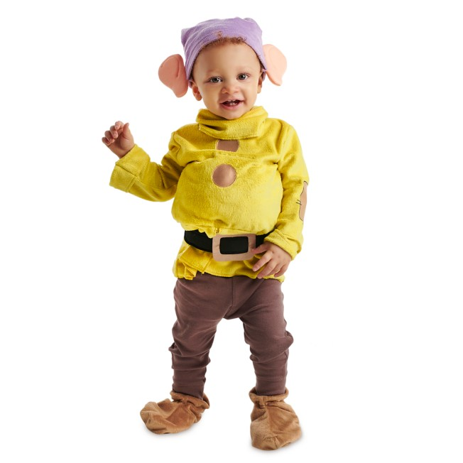 Dopey Costume for Baby by Disguise –Snow White and the Seven Dwarfs