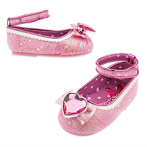 Minnie Mouse Costume Shoes for Baby