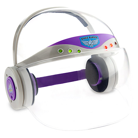 Buzz Lightyear Light-Up Helmet for Kids