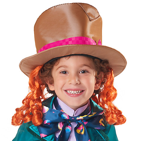 Mad Hatter Hat for Kids - Alice Through the Looking Glass