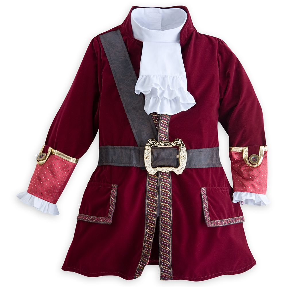 Captain Hook Costume for Kids – Peter Pan