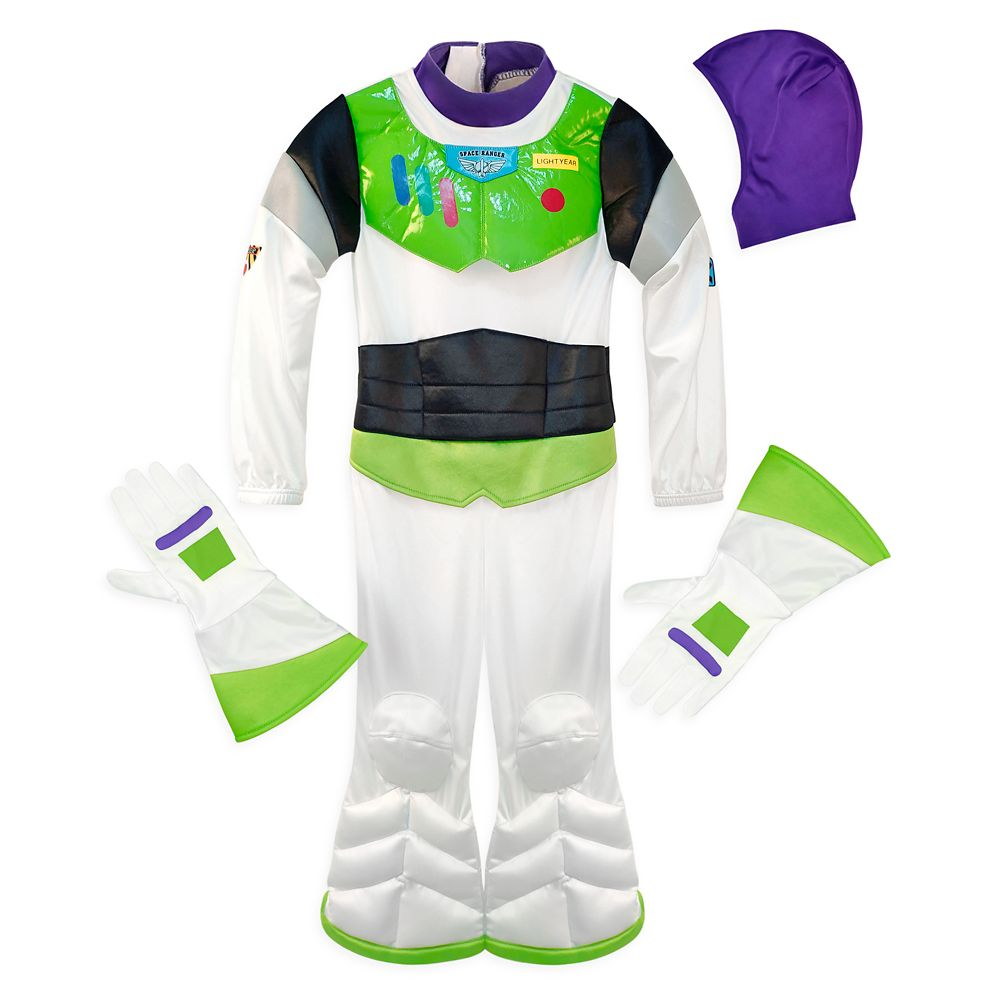 Buzz Lightyear Adaptive Costume for Kids