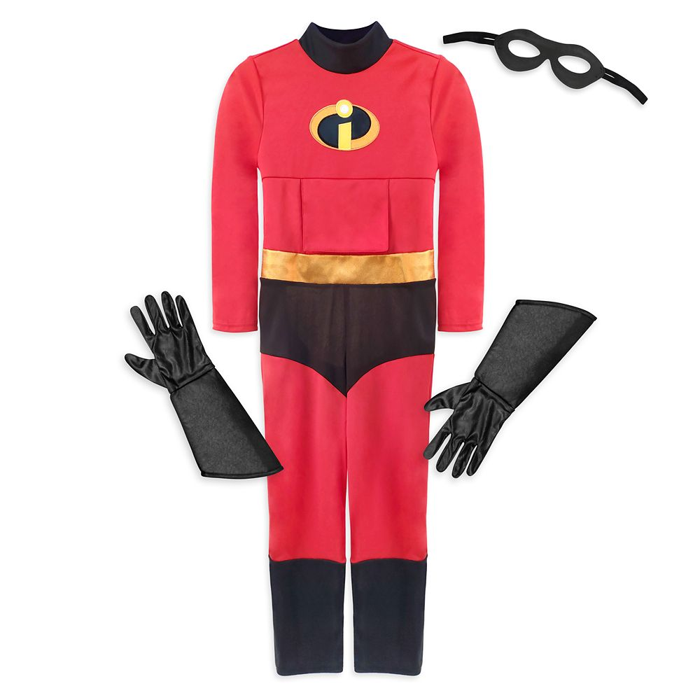 디즈니 '인크레더블2' 코스튬 Disney Incredibles 2 Adaptive Costume for Kids