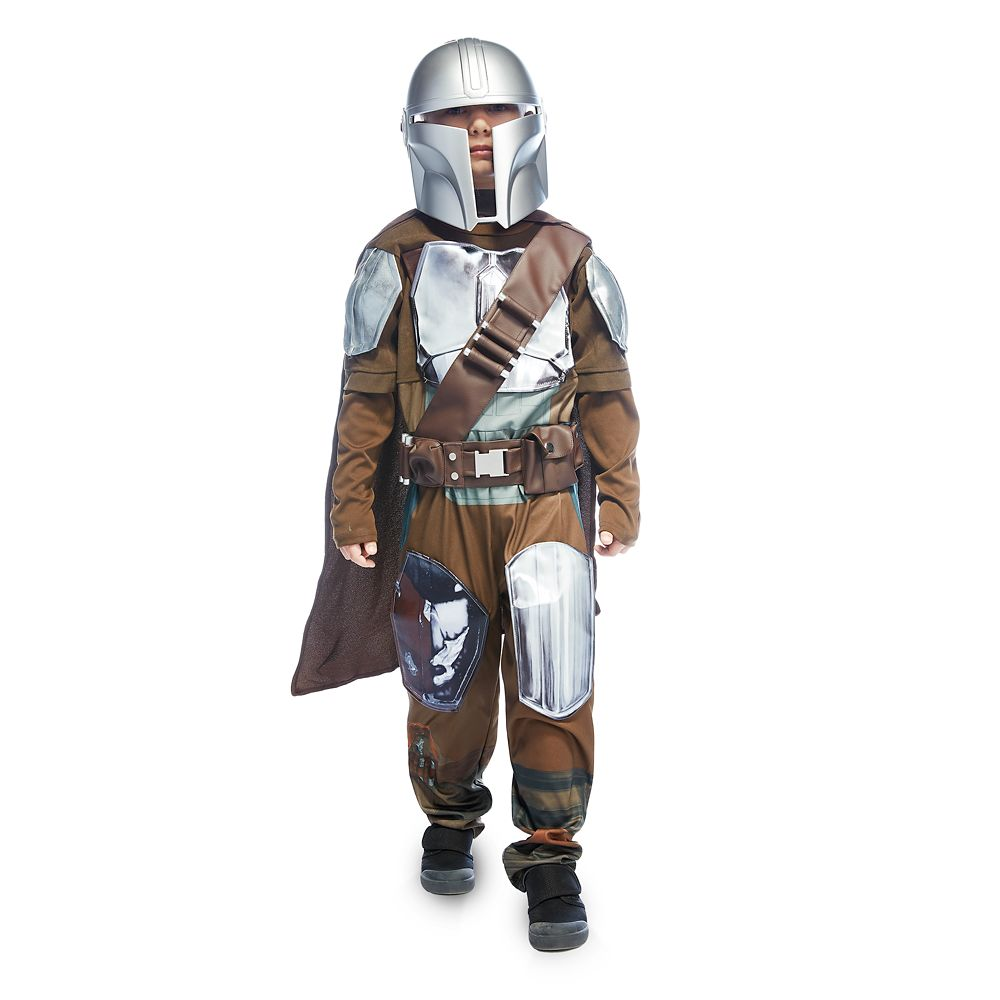 The Mandalorian Costume for Kids Star Wars Official shopDisney