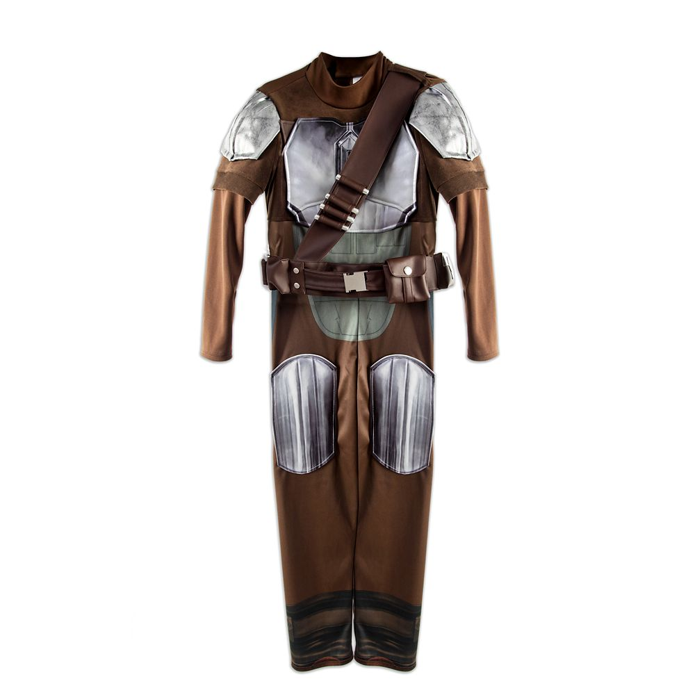The Mandalorian Costume for Kids – Star Wars