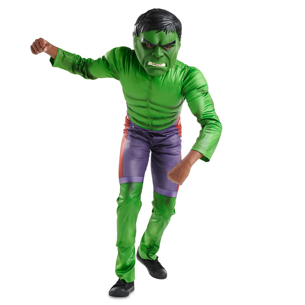 Hulk Costume for Kids