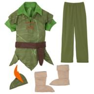 디즈니 할로윈 코스튬 피터팬 Disney Peter Pan Costume for Kids
