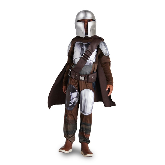 The Mandalorian Costume for Kids – Star Wars