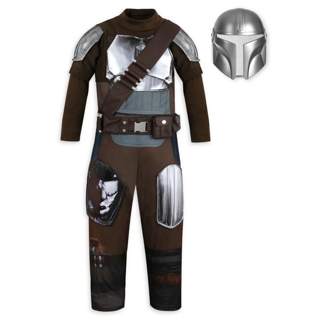 Star Wars: The Mandalorian Adaptive Costume for Kids