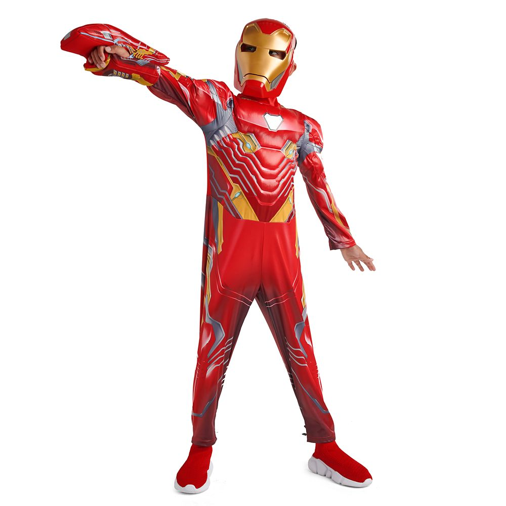 Iron Man Costume for Kids Official shopDisney