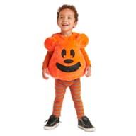 디즈니 할로윈 코스튬 토들러용 미키마우스 펌킨 Disney Mickey Mouse Pumpkin Light-Up Treat Holding Costume for Toddlers