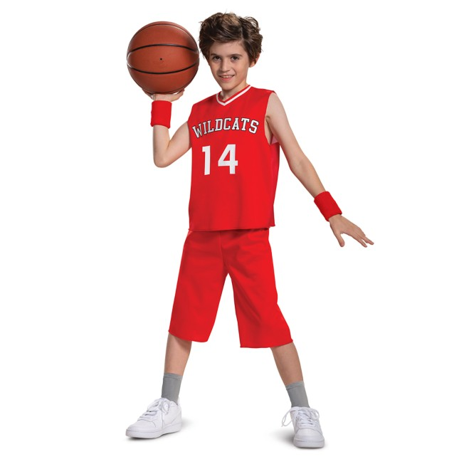 Ricky as Troy Costume for Kids by Disguise – High School Musical: The Musical: The Series