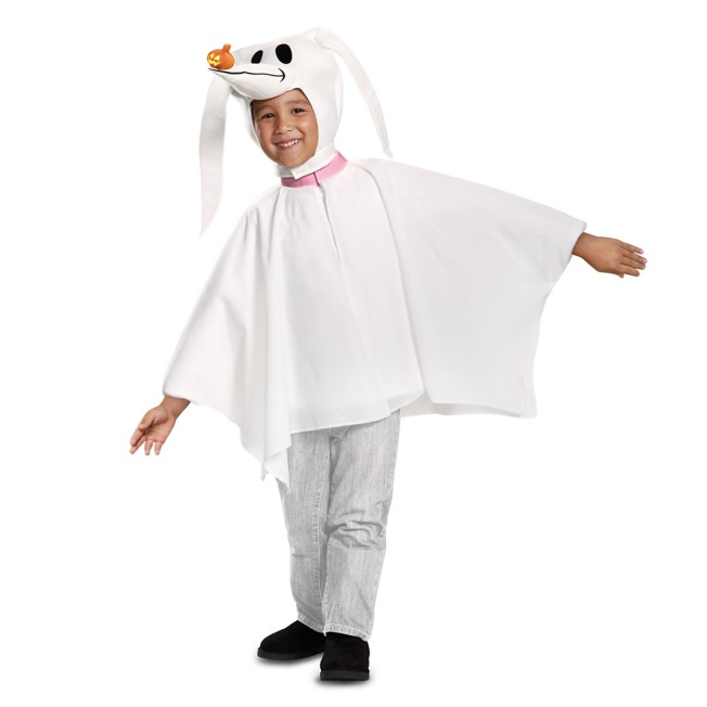 Zero Light-Up Costume for Kids by Disguise – The Nightmare Before Christmas
