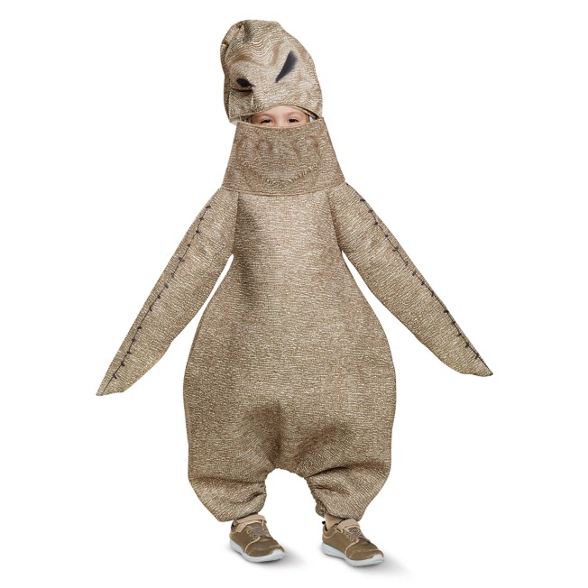 Oogie Boogie Costume for Toddlers by Disguise – The Nightmare Before Christmas