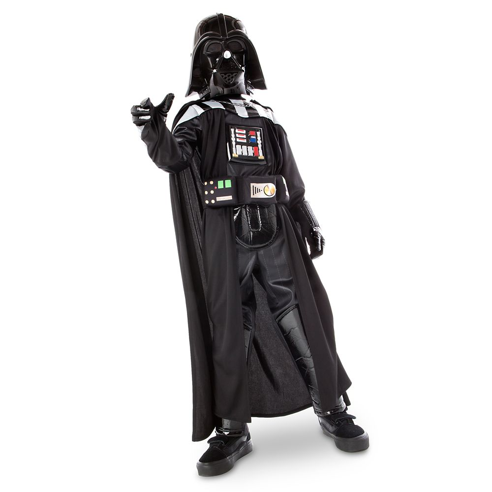 디즈니 '스타워즈' 다스 베이더 코스튬 Disney Darth Vader Costume with Sound for Kids – Star Wars